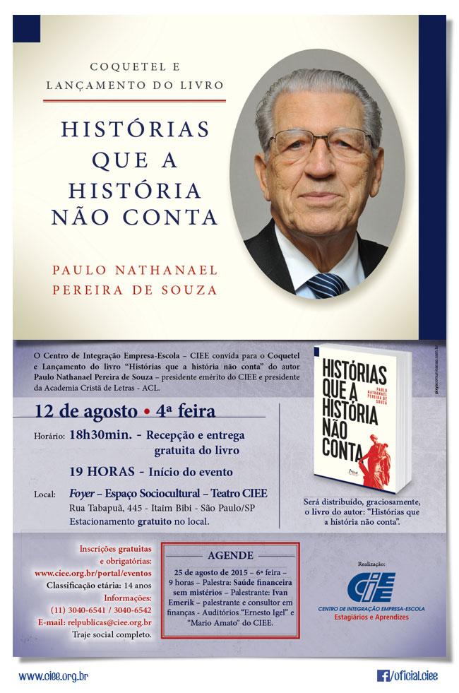 Paulo Nathanael evento