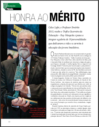 Revista Agitacao 126